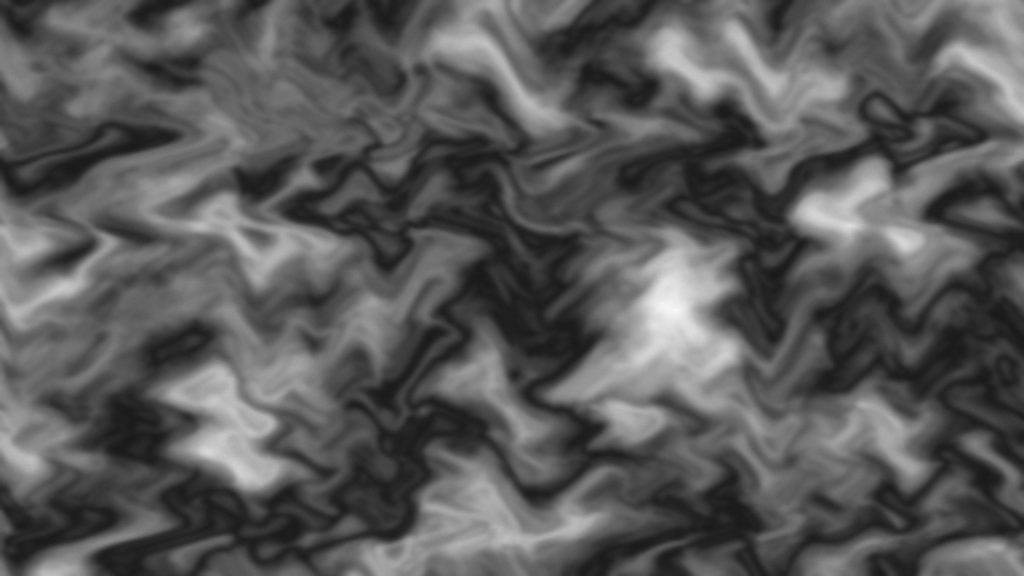 Abstract Video Transition with Liquid Effect Pattern